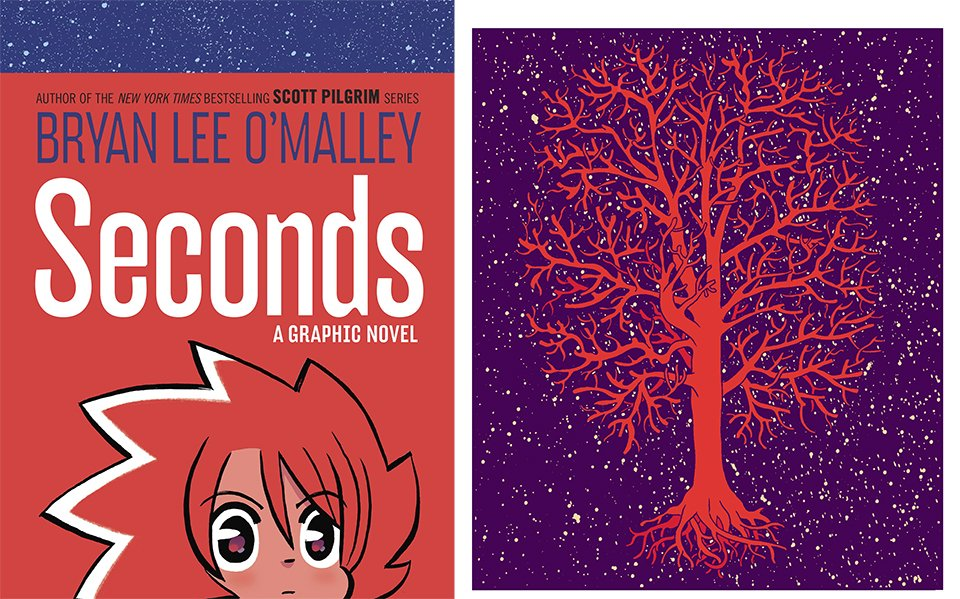 Bryan Lee O'Malley: Seconds