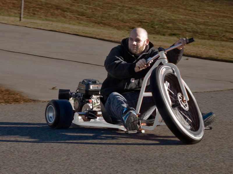 Mustang Big Wheels Sfd Big Wheel Drift Trike