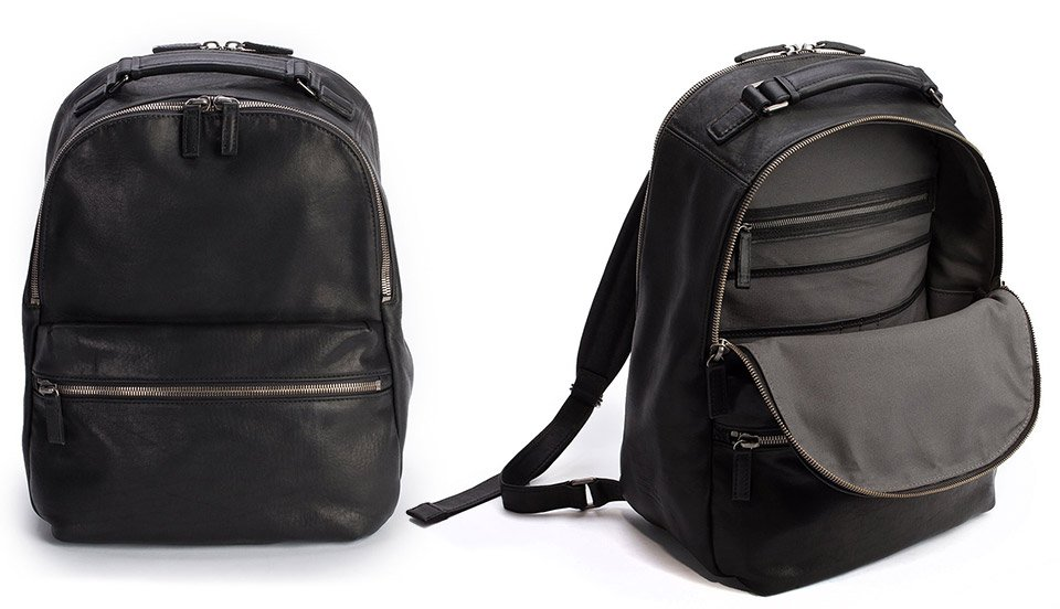 Shinola Runwell Backpack - The Awesomer