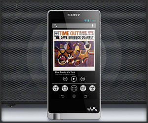 Sony NWZ-ZX1 Walkman