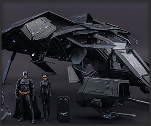 Hot Toys TDKR The Bat 1:12 Scale