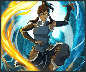 The Legend of Korra: The Game