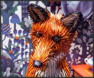 Fantastic Fox Display Window