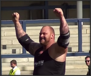 2014 Europe's Strongest Man