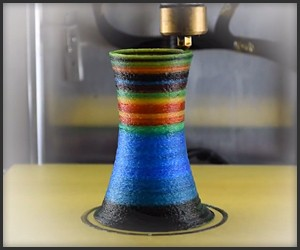 3D4C Full Color 3D Printer