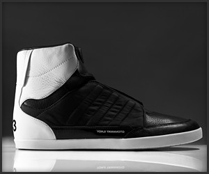Y-3 Honja High B&W