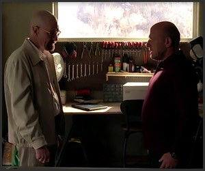 Breaking Bad: Garage Scene Redux