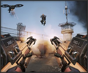 CoD: AW Multiplayer (Gameplay)