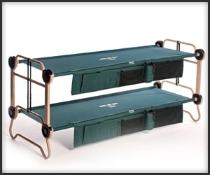 Cam-O-Bunk Portable Cots