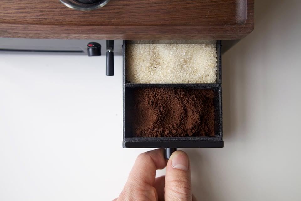 Coffeemaker Clock