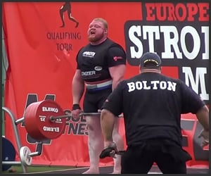 Deadlift World Record