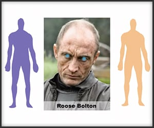 Is Roose Bolton Inhuman?