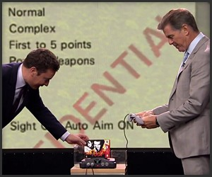 Fallon & Brosnan Play GoldenEye