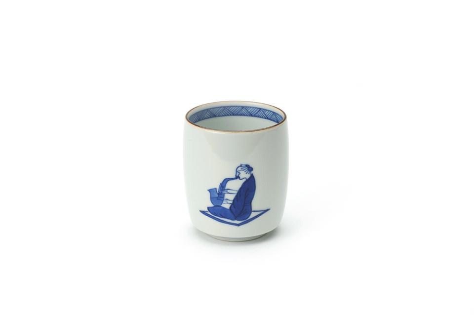 Kutani Choemon Teacups