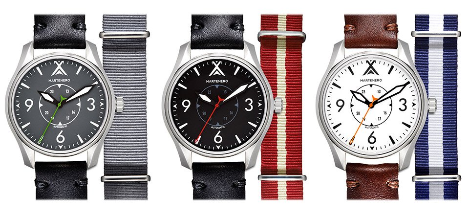 Martenero Ace Watches