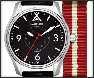 Martenero Ace Watches