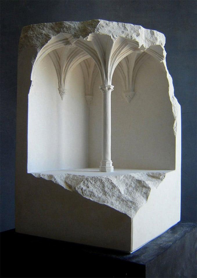 Miniature Marble Interiors