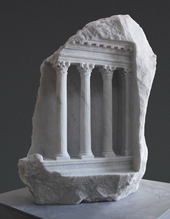 Miniature Marble Interiors