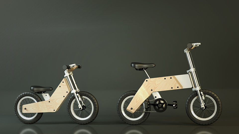 Miilo Children's Bike Concept
