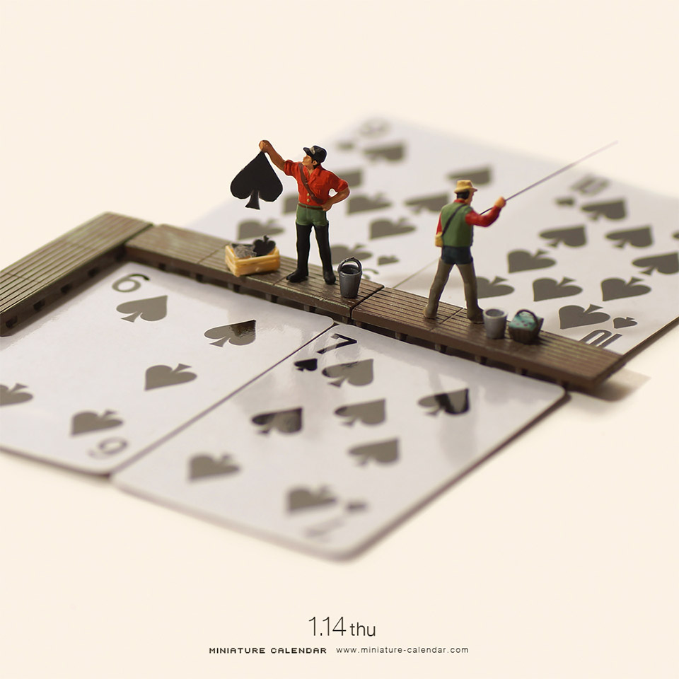 The Miniature Calendar