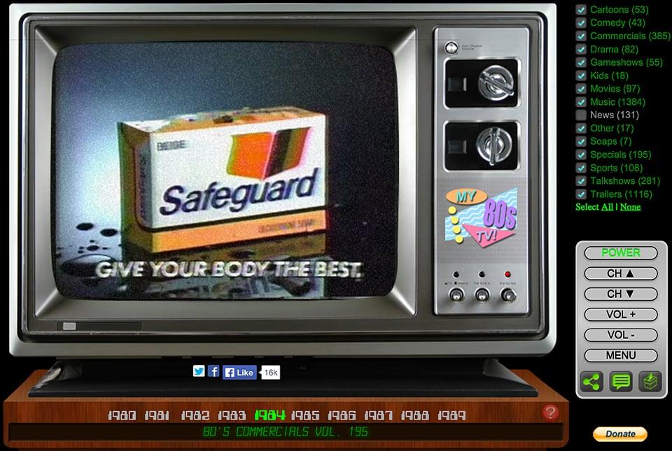 My Decade TV!