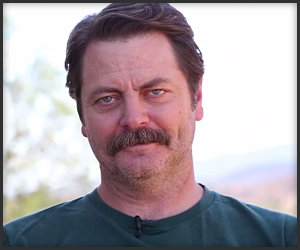 Nick Offerman: Shower Thoughts