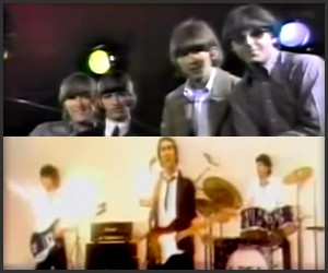 Paperback Writer x My Sharona