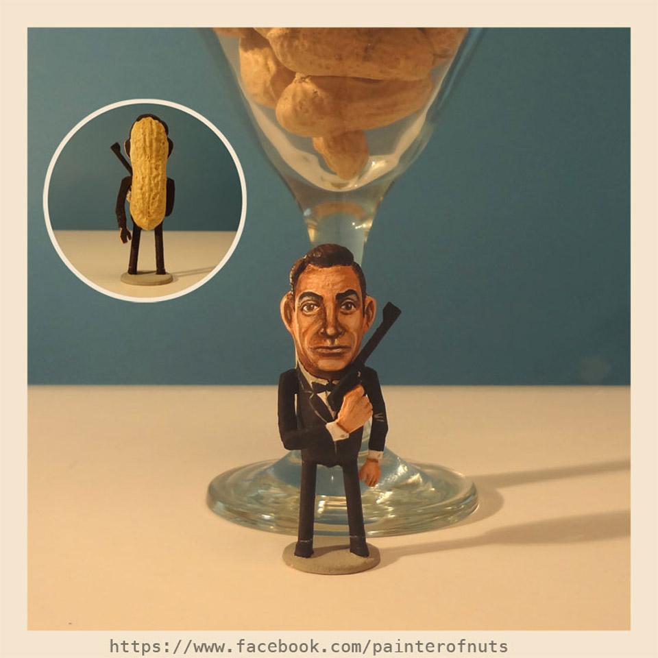 Peanut Portraits