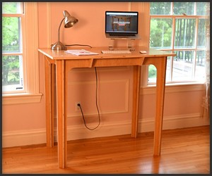 Press Fit Standing Desk
