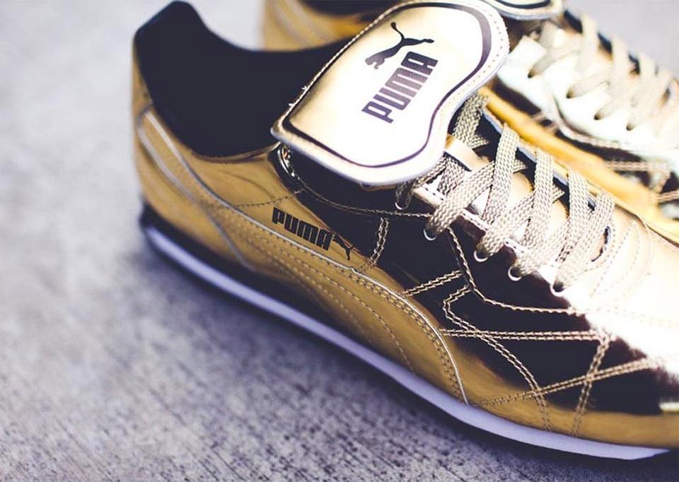"""PUMA Avanti """"24K Gold"""""""