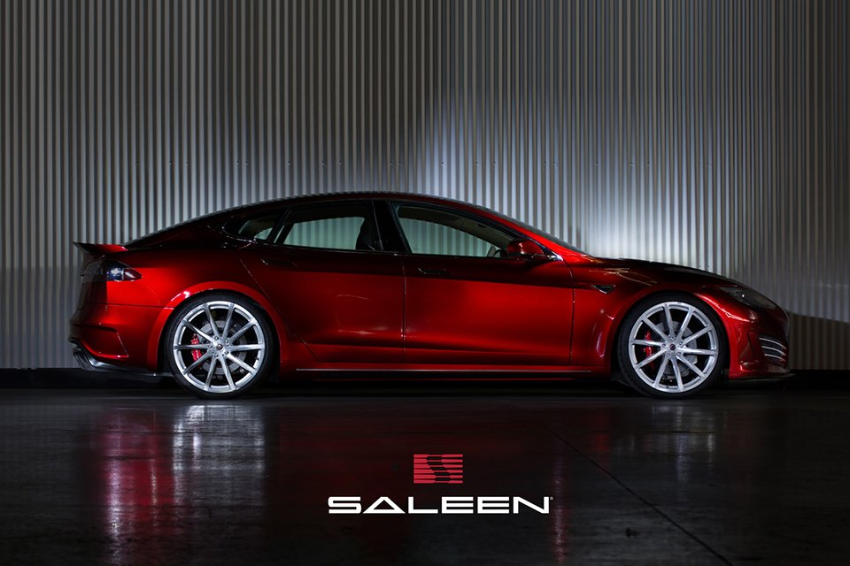 Saleen Tesla FOURSIXTEEN