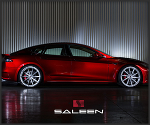Saleen Tesla FOURSIXTEEN