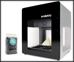 Sculptify David 3D Printer