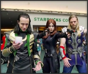 SDCC 2014 Cosplay Video
