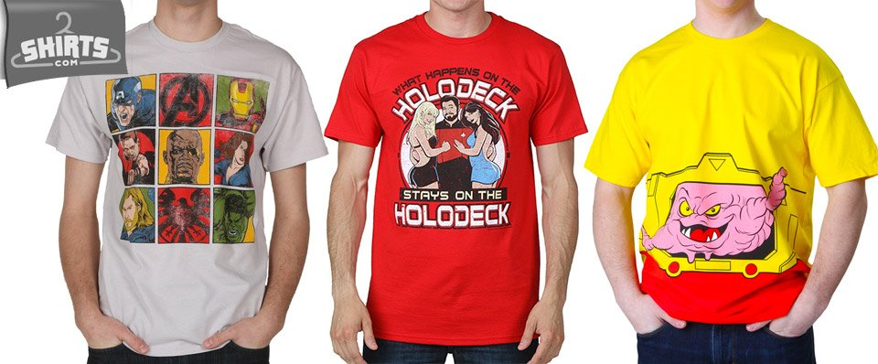 Giveaway: Shirts.com
