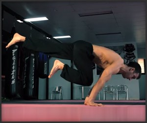 Breakdancer Strength Training