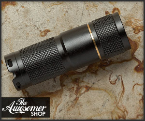 Smart EDC Mini Flashlight