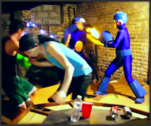 Smash Bros. in Real Life