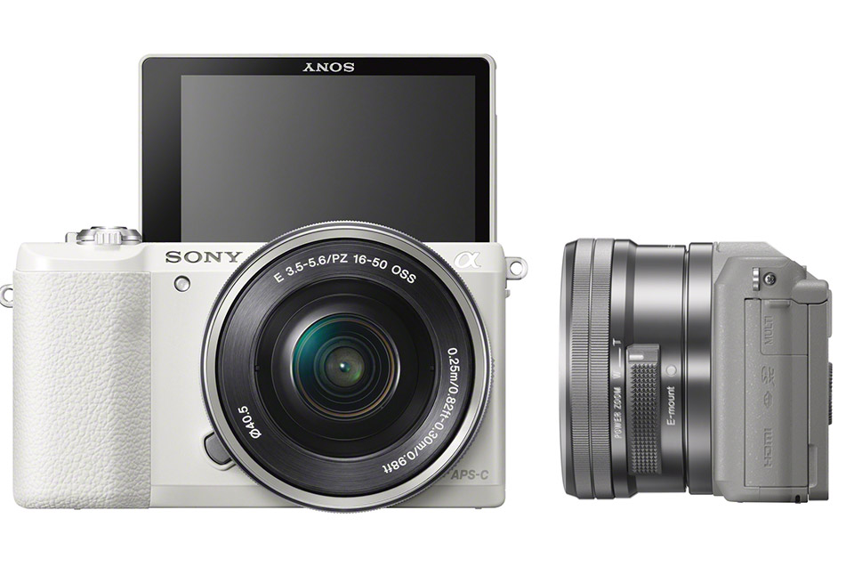 sony alpha 5100 camera the awesomer. Black Bedroom Furniture Sets. Home Design Ideas