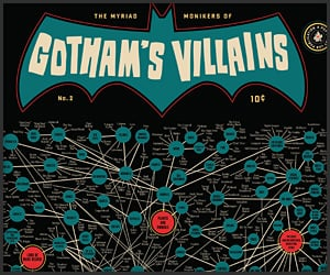 Taxonomy of Batman's Enemies