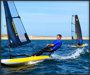 TIWAL 3.2 Inflatable Sailboat