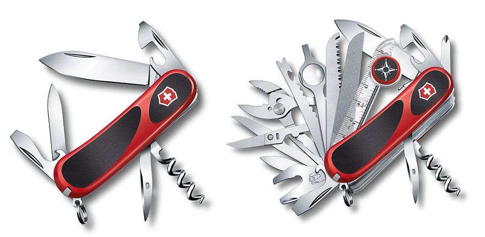 Victorinox Evogrip Knives