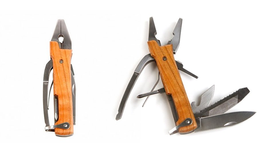 Wooden Multi-tool