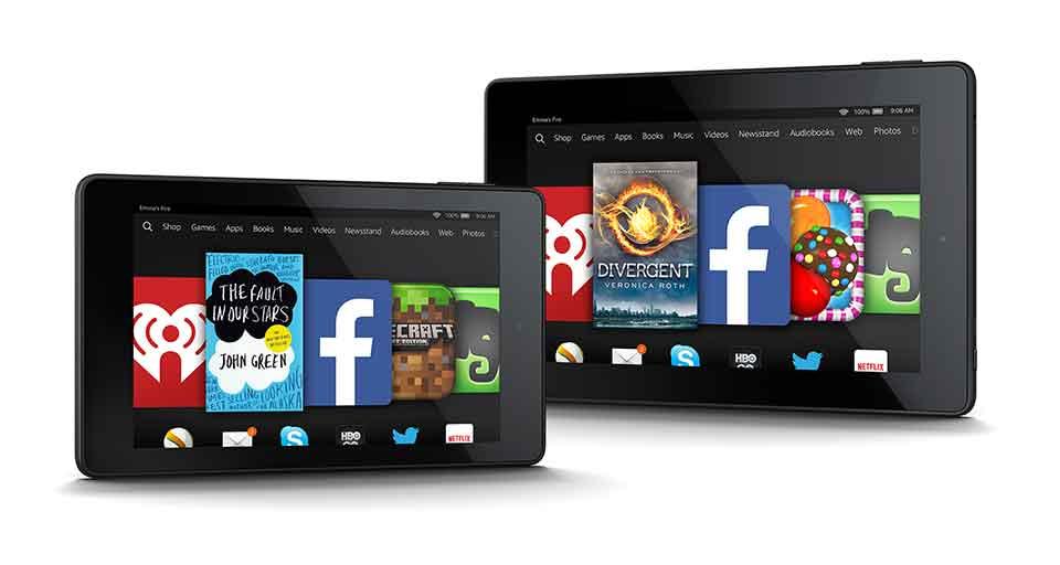 2014 Kindle Fire HD