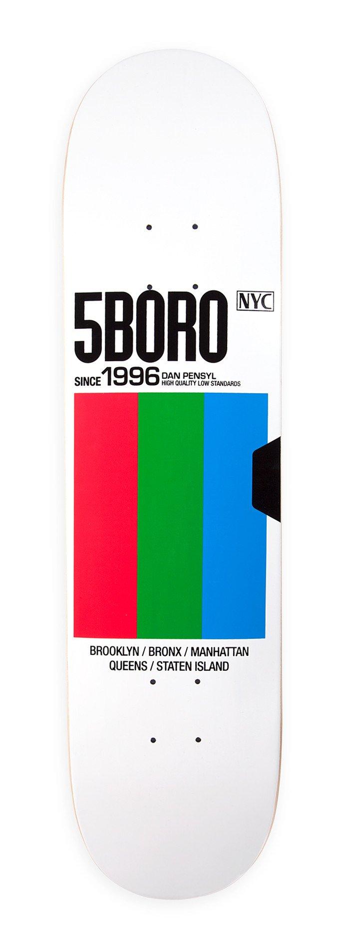 5BORO VHS Skateboard Decks