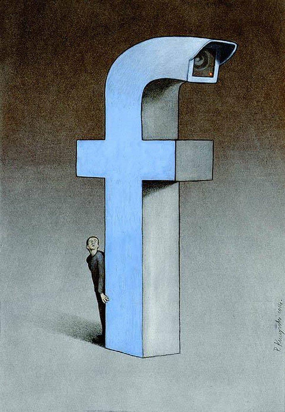 Pawel Kuczynski: Facebook Series