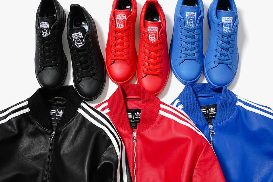 Adidas x Pharrell Track Top
