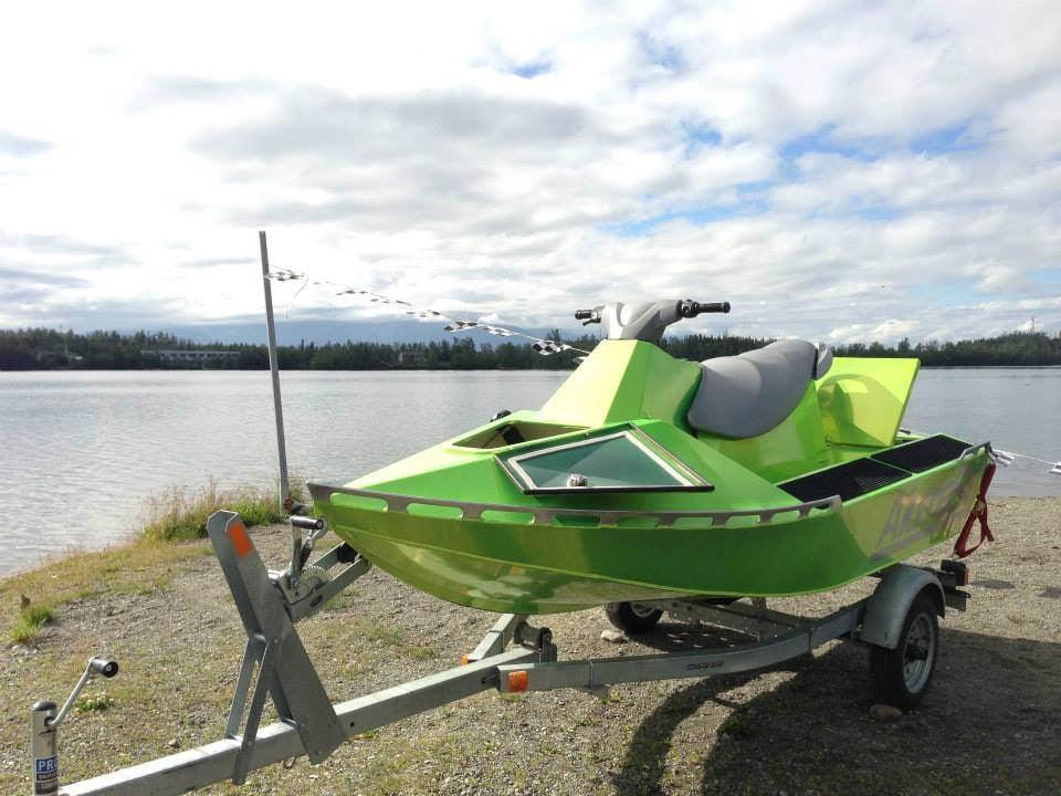 Alumaski Aluminum Jet Ski