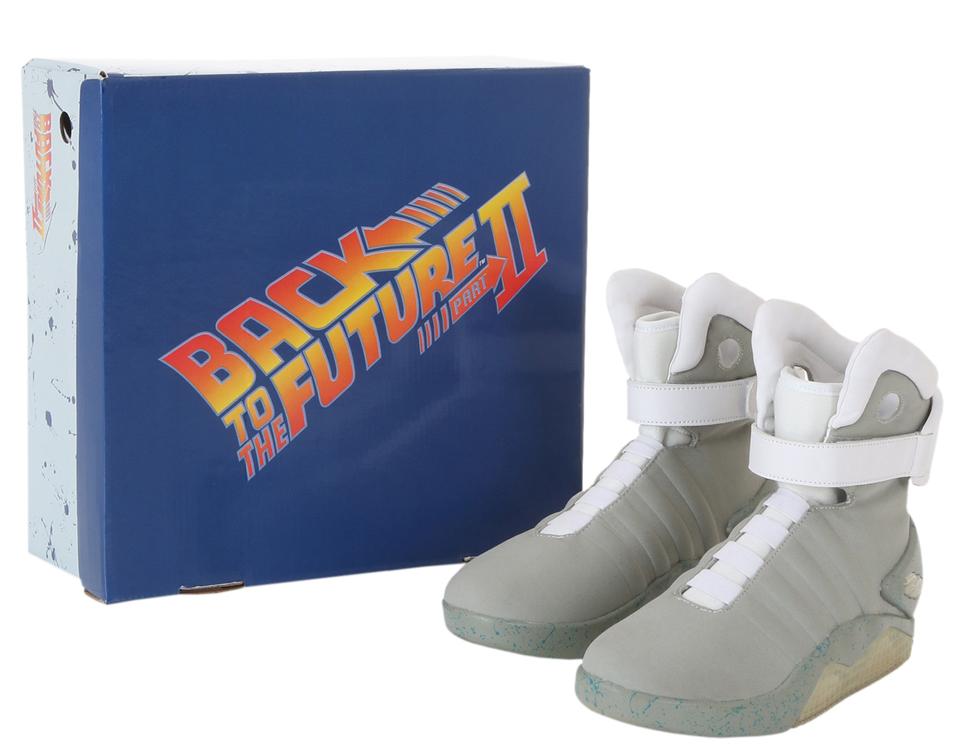 BTTF Nike MAG Replicas