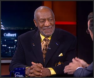 Bill Cosby on Colbert Report